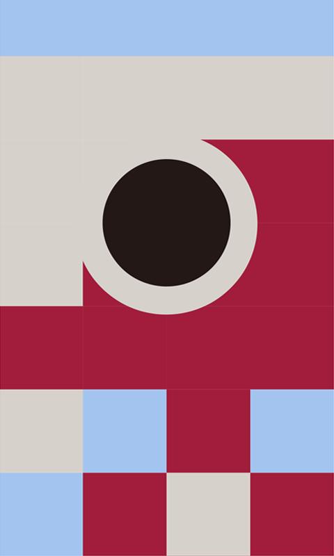 INFOBAR xv用こいのぼりNISHIKIGOI壁紙(480x800)