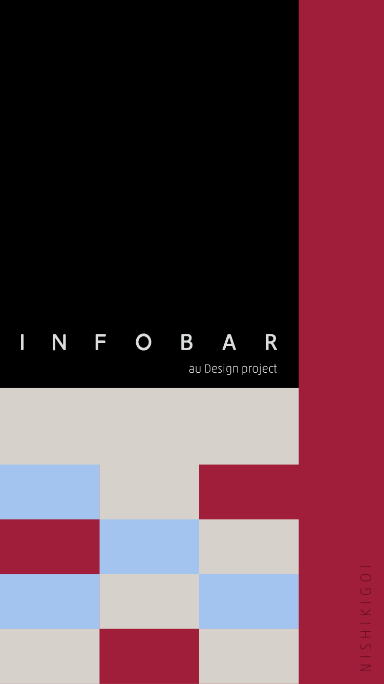 NISHIKIGOI | ロック中の画面用
