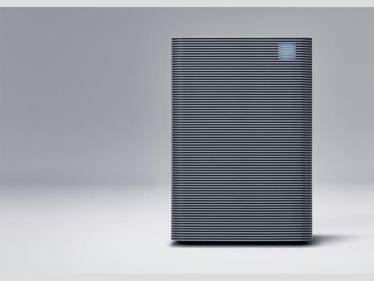 日立が深澤直人さんデザインの空気清浄機を中国で発売