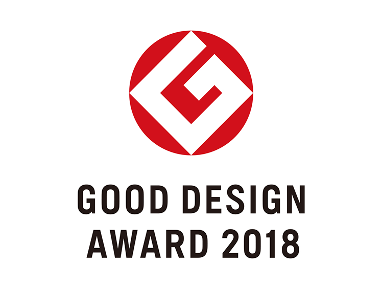 INFOBAR xvが2018年度グッドデザイン賞を受賞。