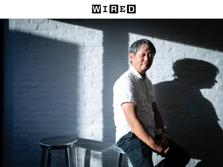 『WIRED.jp』に深澤直人さんのインタビューが掲載されました。